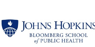Johns Hopkins University, Bloomberg School of Public Health logo